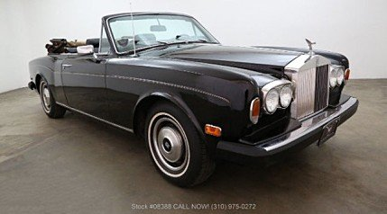 1979 Rolls-Royce Corniche for sale 100874125