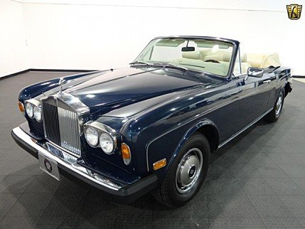 1979 Rolls-Royce Corniche for sale 100885107