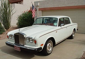 1979 Rolls-Royce Silver Shadow for sale 100796668