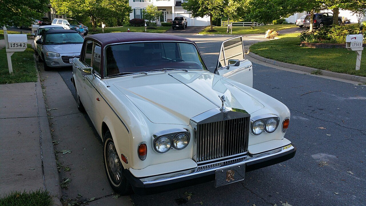 1979 Rolls-Royce Silver Wraith II for sale 100879251