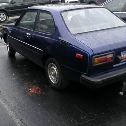 1979 Toyota Corolla for sale 100808079