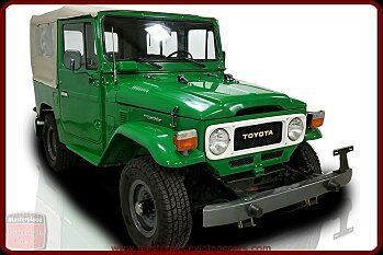 1979 Toyota Land Cruiser for sale 100997100