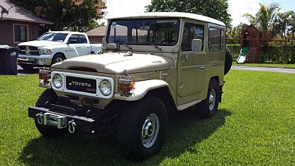 1979 Toyota Land Cruiser for sale 100850572