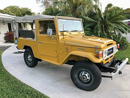 1979 Toyota Land Cruiser for sale 100985284