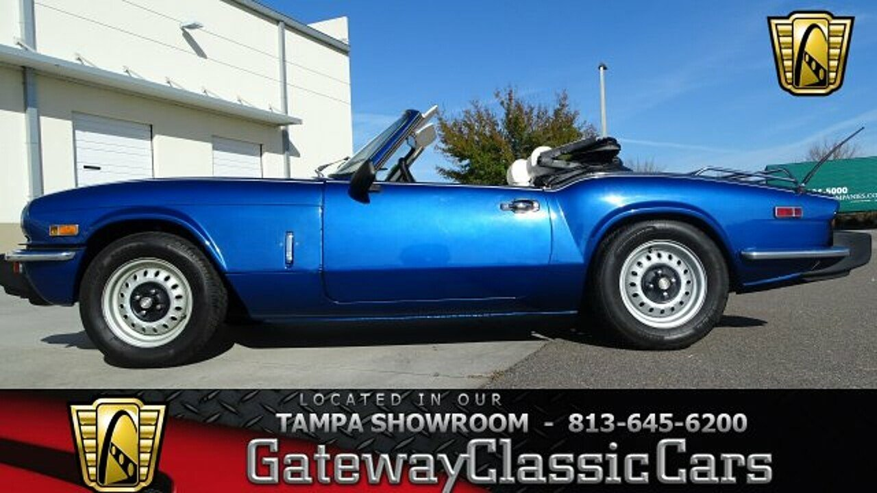1979 Triumph Spitfire for sale 100842741