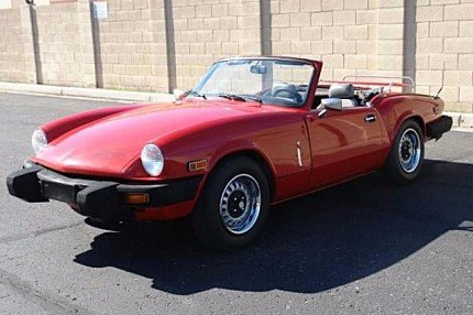 1979 Triumph Spitfire for sale 100923109