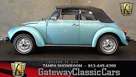 1979 Volkswagen Beetle for sale 100754383