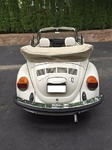 1979 Volkswagen Beetle for sale 100840718