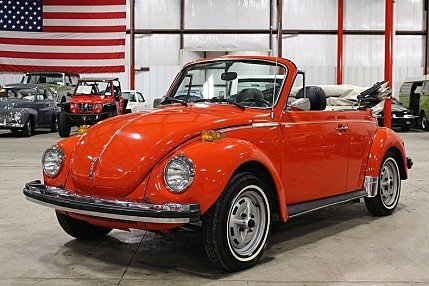 1979 Volkswagen Beetle for sale 100842605