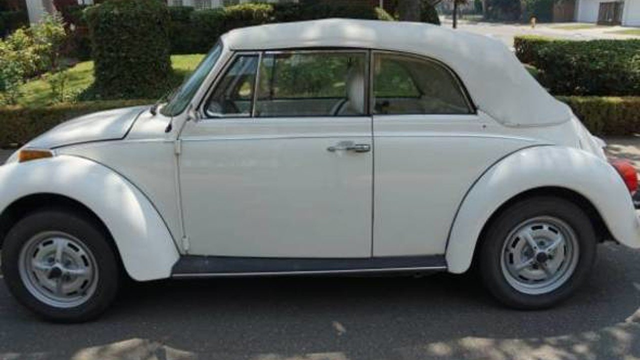 1979 Volkswagen Beetle for sale 100817443