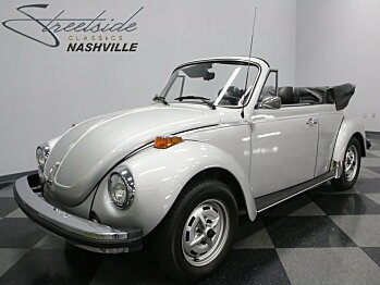 1979 Volkswagen Beetle for sale 100905410