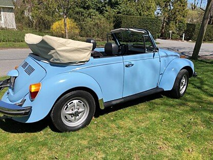 1979 Volkswagen Beetle Convertible for sale 100983022