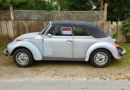 1979 Volkswagen Beetle for sale 100862772