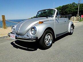 1979 Volkswagen Beetle for sale 100893699