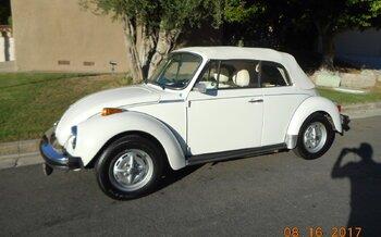 1979 Volkswagen Beetle for sale 100893822