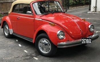 1979 Volkswagen Beetle Convertible for sale 100906445