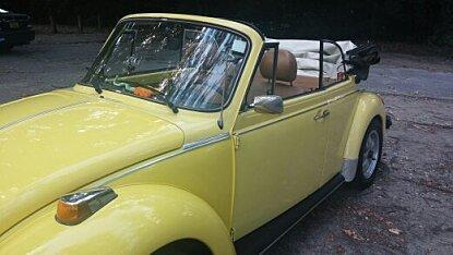 1979 Volkswagen Beetle Convertible for sale 100910009