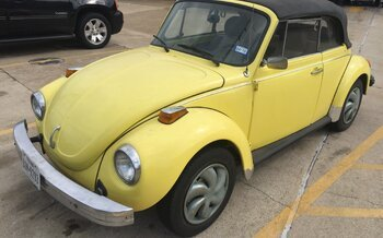 1979 Volkswagen Beetle Convertible for sale 100915931