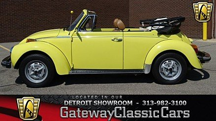 1979 Volkswagen Beetle for sale 100921736