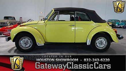 1979 Volkswagen Beetle for sale 100950744