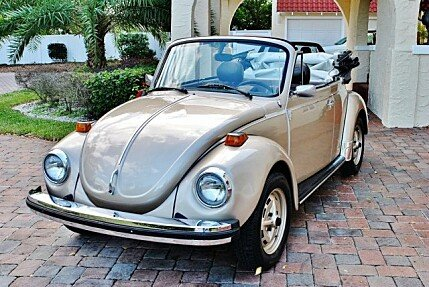 1979 Volkswagen Beetle for sale 100952304