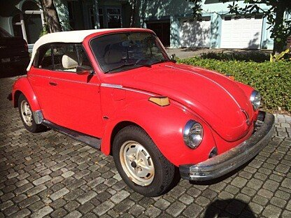1979 Volkswagen Beetle Convertible for sale 100969195