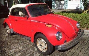 1979 Volkswagen Beetle Convertible for sale 100969195