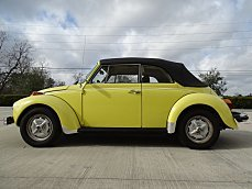 1979 Volkswagen Beetle for sale 100984972