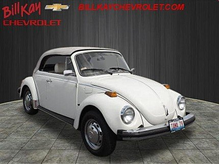 1979 Volkswagen Beetle for sale 100986604