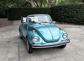 1979 Volkswagen Beetle Convertible for sale 101008020