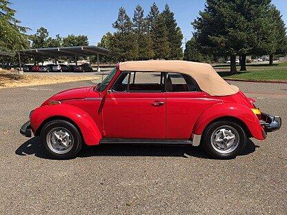 1979 Volkswagen Beetle Convertible for sale 101025402