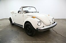 1979 Volkswagen Beetle for sale 101038210
