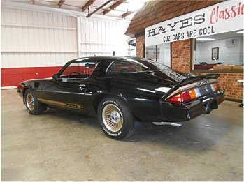 1979 chevrolet Camaro for sale 100886229