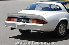 1979 chevrolet Camaro for sale 100981149