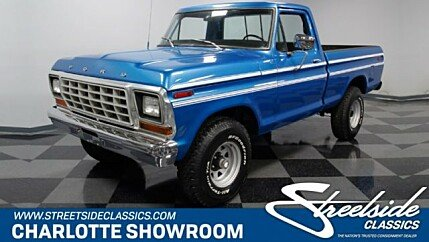 1979 ford F150 for sale 100978166
