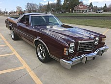 1979 ford Ranchero for sale 100984389