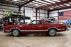 1979 ford Thunderbird for sale 101019446