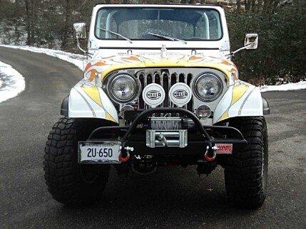 1979 jeep CJ-5 for sale 101019407