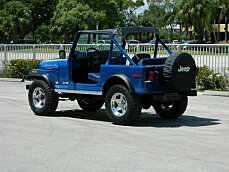 1979 jeep CJ-7 for sale 100867892