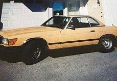 1979 mercedes-benz 450SL for sale 101024081