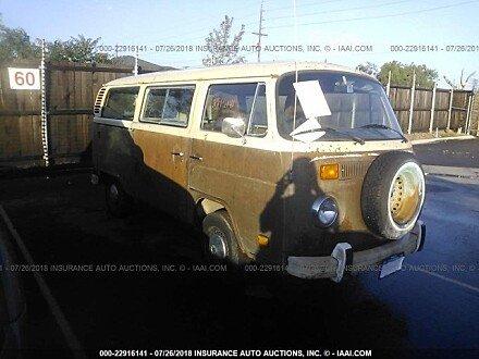 1979 volkswagen Vans for sale 101016265