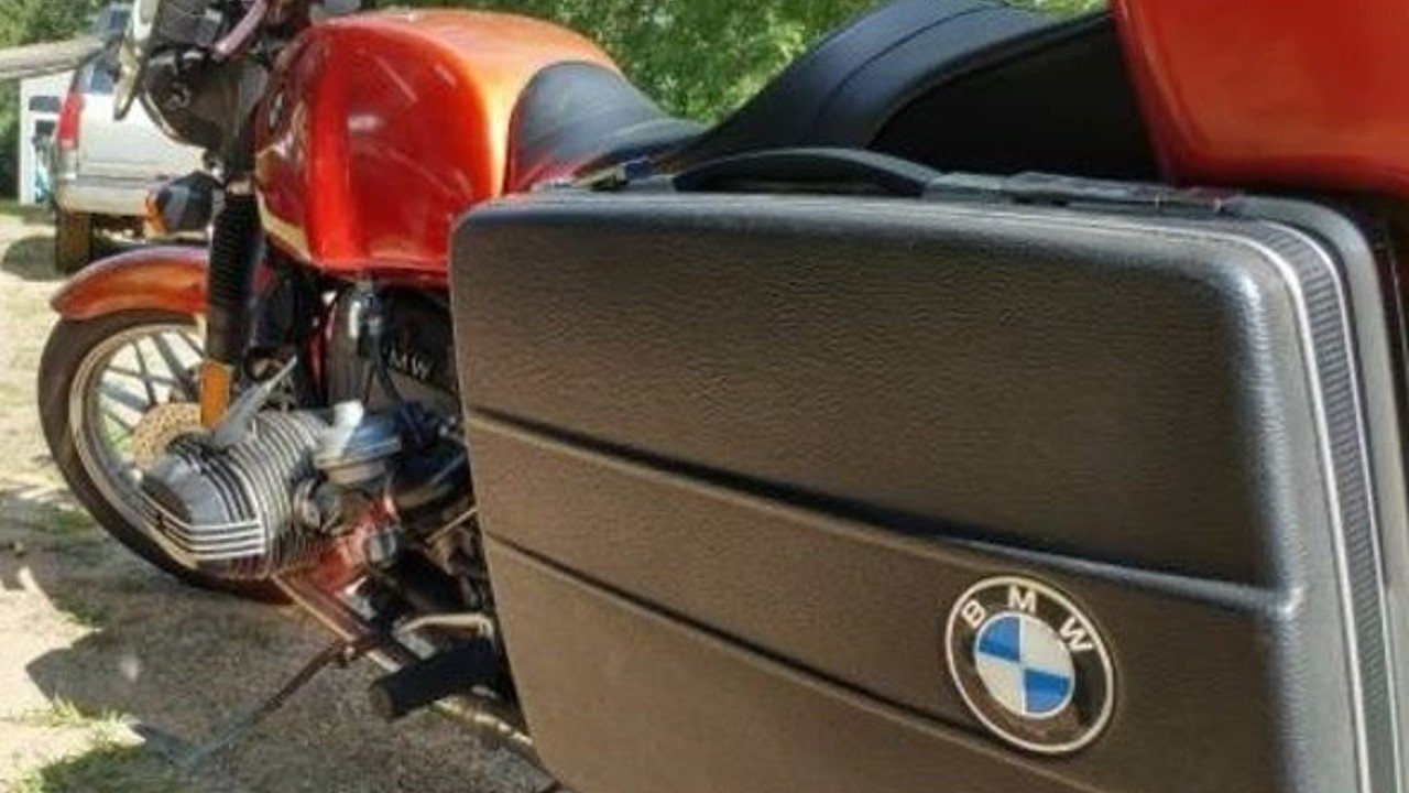 1980 BMW R100T for sale 200526337