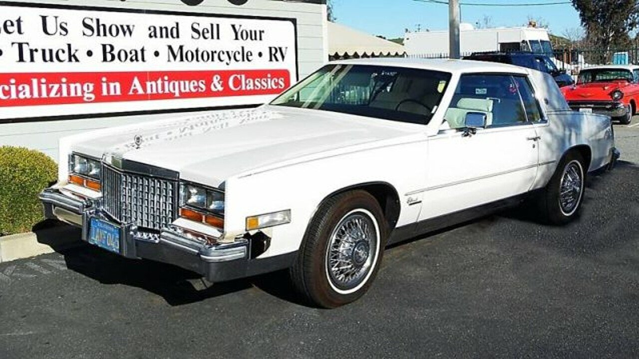 1980 Cadillac Eldorado for sale 100888825
