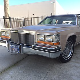 1980 Cadillac Fleetwood for sale 100849955