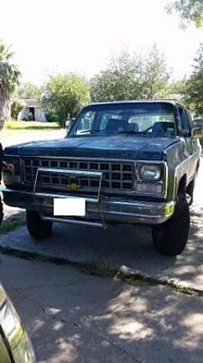 1980 Chevrolet Blazer for sale 100929419