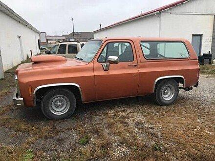 1980 Chevrolet Blazer for sale 100991510