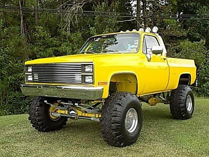 1980 chevrolet c k truck classics for sale classics on autotrader. Black Bedroom Furniture Sets. Home Design Ideas