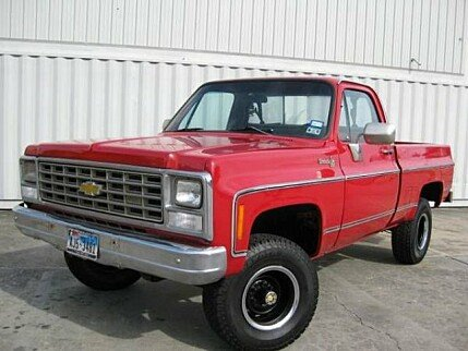 1980 chevrolet c k trucks classics for sale classics on autotrader. Black Bedroom Furniture Sets. Home Design Ideas