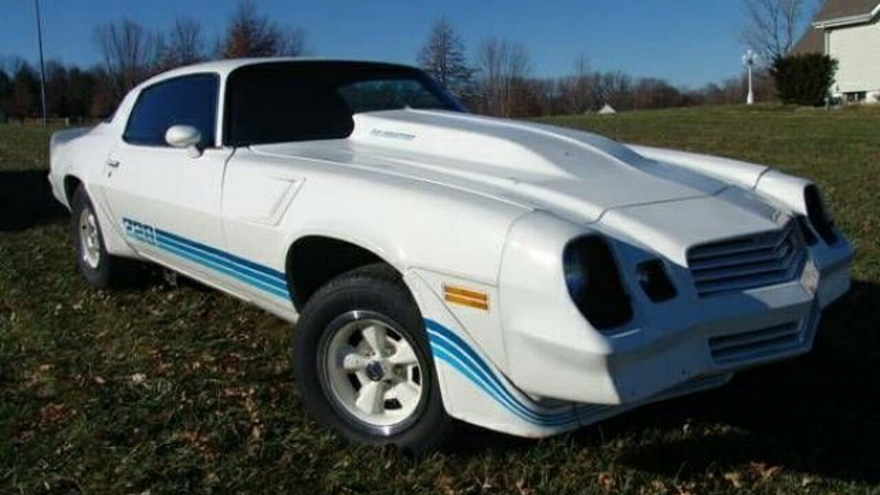 1980 Chevrolet Camaro for sale 100940367