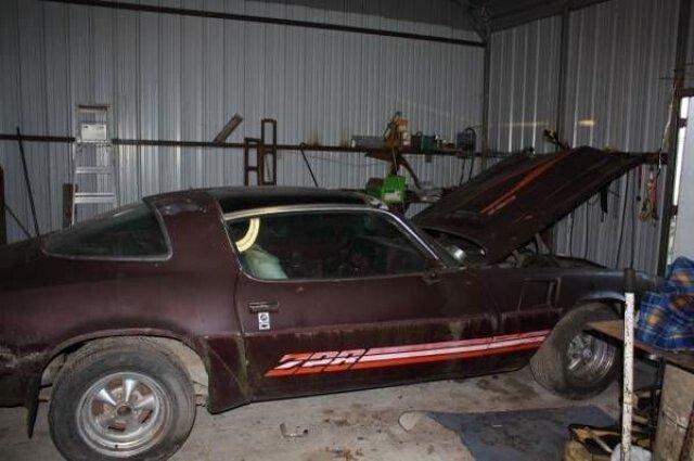 1980 Chevrolet Camaro For Sale 100961805